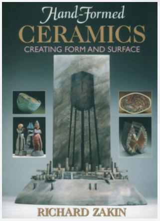 Lisa Ehrich artical in Hand Formed CeramicsCeramics, Mastering the Craft publication
