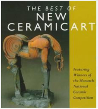 Lisa Ehrich artical in The Best of New Ceramic Art publication
